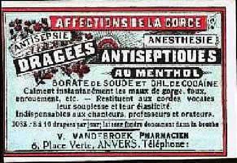 Médicaments anciens ... Un charme désuet  !!!! Cocain11