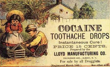 Médicaments anciens ... Un charme désuet  !!!! Cocain12