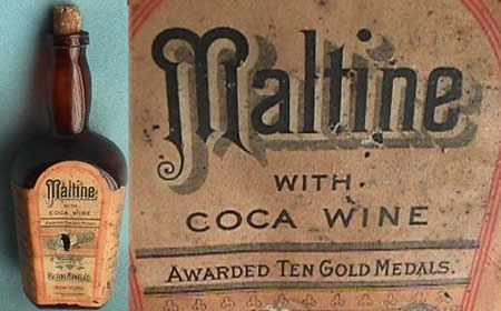 Médicaments anciens ... Un charme désuet  !!!! Maltin10