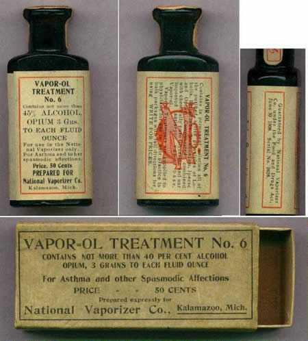 Médicaments anciens ... Un charme désuet  !!!! Opium10