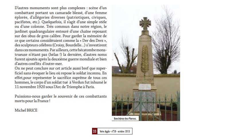 Monuments aux morts S36410