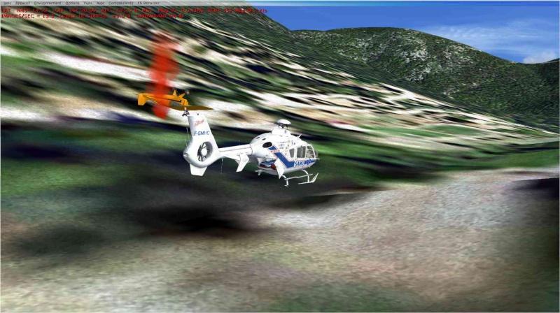 Compte rendu Mission sécurité civile Crash10