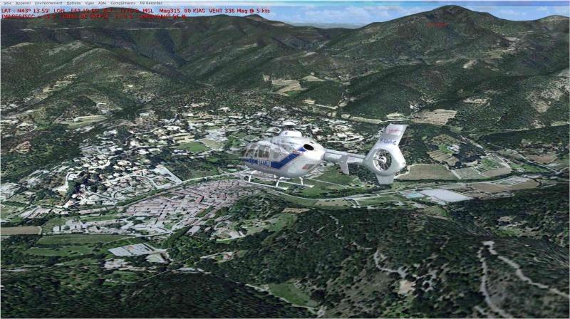 Compte rendu Mission sécurité civile Pierro10