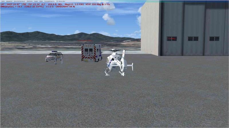 Compte rendu Mission sécurité civile Pierro12