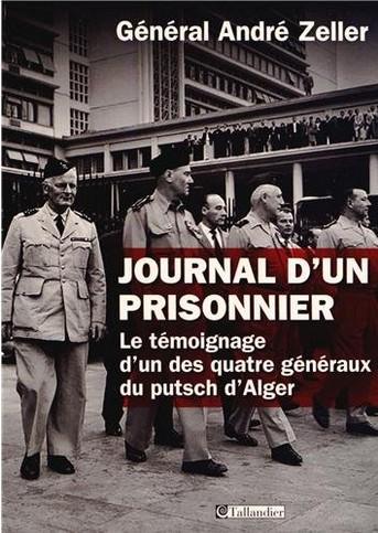 1961 : pourquoi le putsch d'Alger de militaires français contre la politique du général de Gaulle a échoué Zeller10