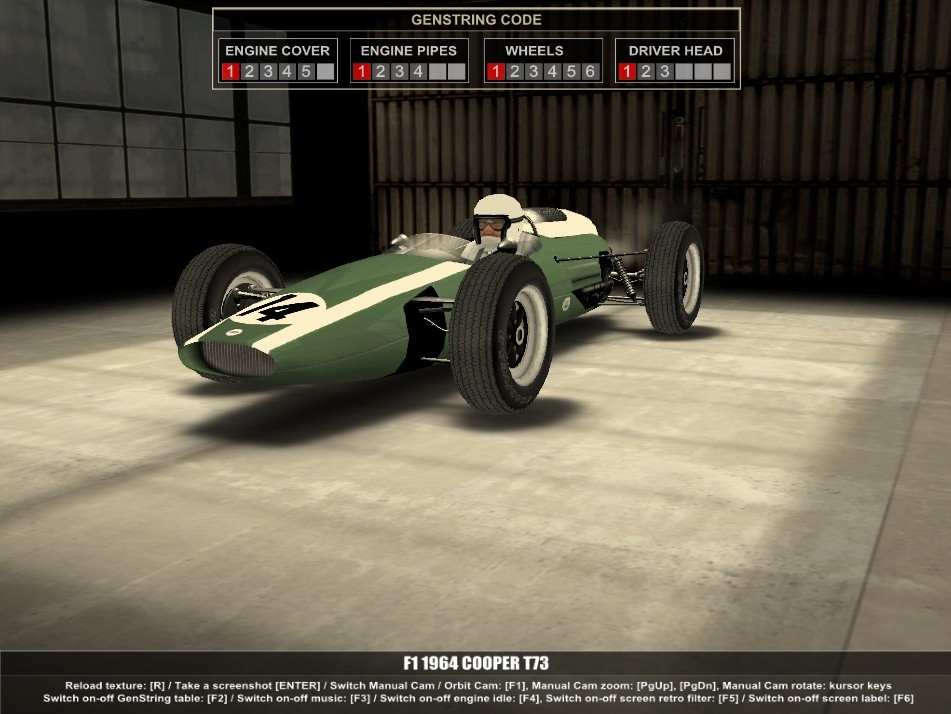 [RELEASED] Cooper T73 (F1 1964) - Page 2 T73_sh10