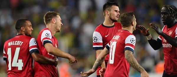 Arsenal FC   13091610