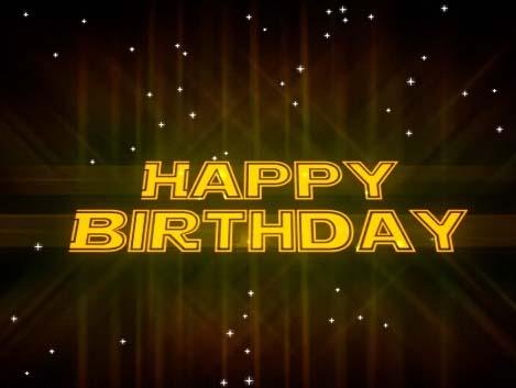 Happy Birthday Andrew (Section 8) 30701711