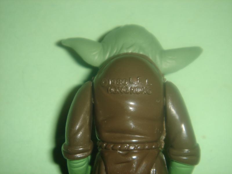 YODA - Meccano Yoda Dsc04615