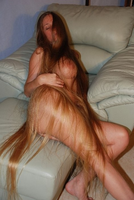 Long Haired Fucking