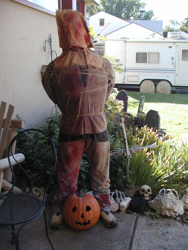 HALLOWEEN - The Chickenshack House of Horror Hallow21