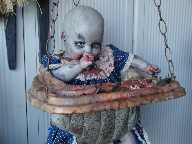 HALLOWEEN - The Chickenshack House of Horror Hallow24