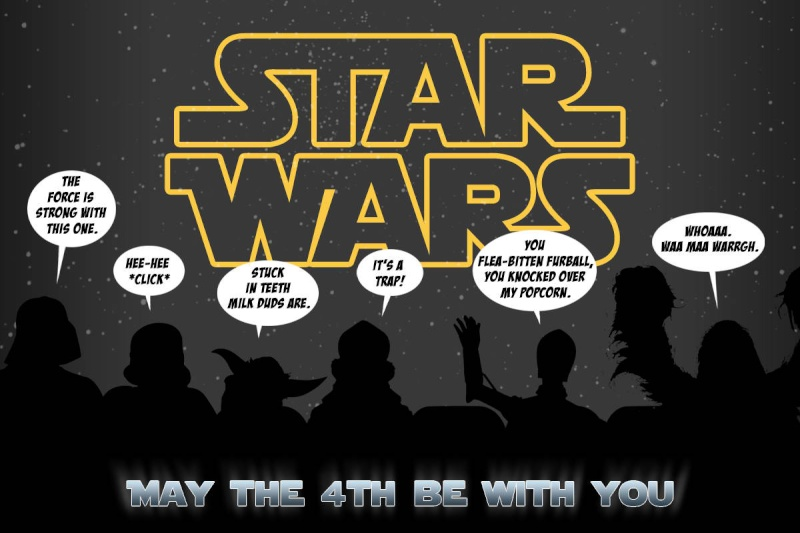 May the Fourth be with you - Happy Star Wars day! May_th10