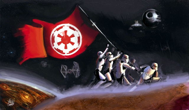 Star Wars - The Cool Weird Freaky Creepy Side of The Force - Page 22 Stormt12