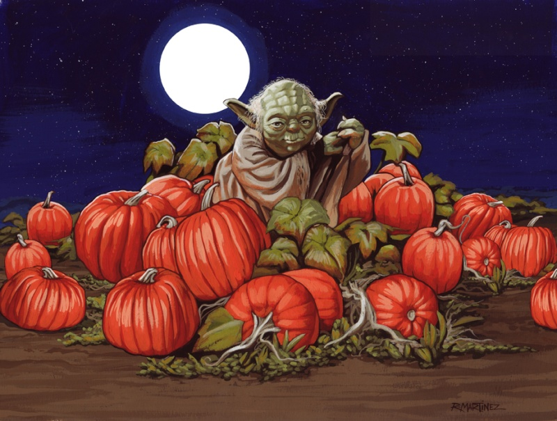 Star Wars - The Cool Weird Freaky Creepy Side of The Force - Page 22 Yoda-p10