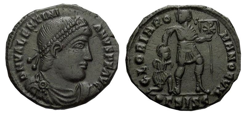 Nouvelle classification pour Valentinien Ier 2711