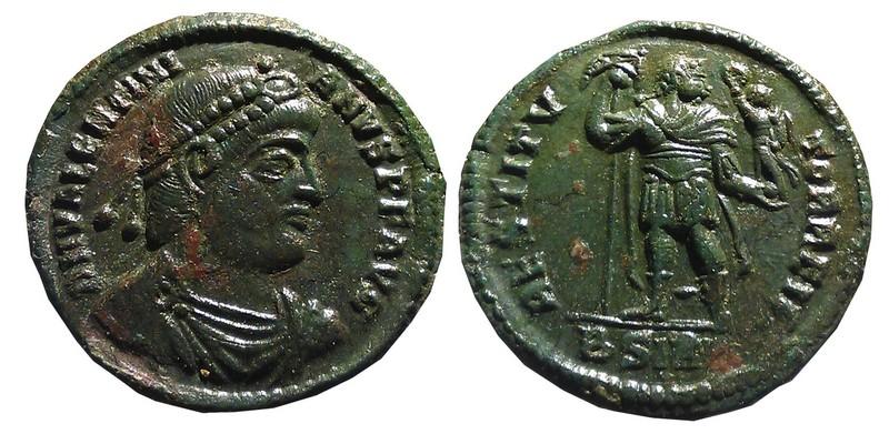 Nouvelle classification pour Valentinien Ier 3111