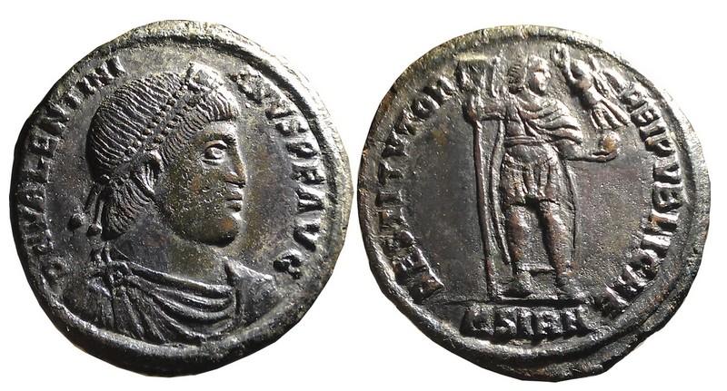 Nouvelle classification pour Valentinien Ier 611