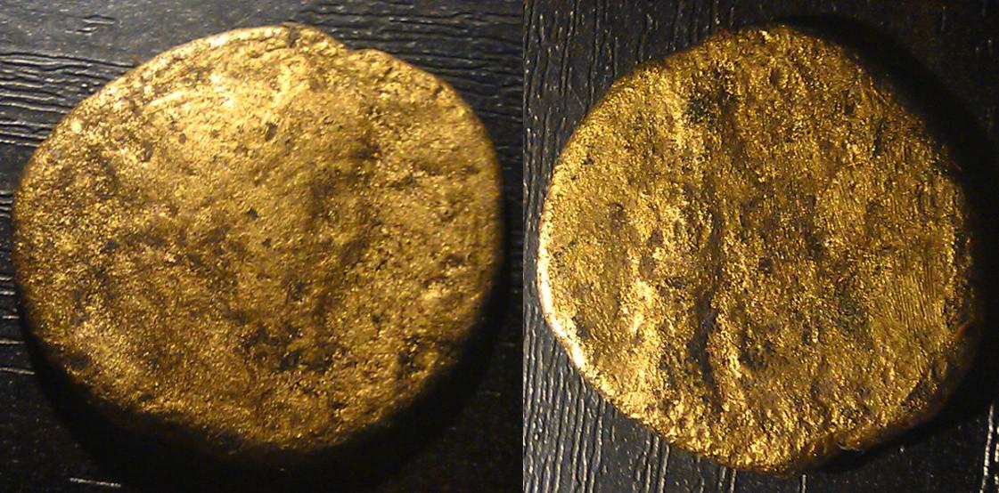 Antoninien trempé dans l'Or Oro_bm10