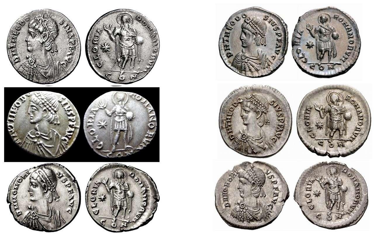 Comparaison de coins du Miliarense de Théodose II   - Page 2 Rty_bm12