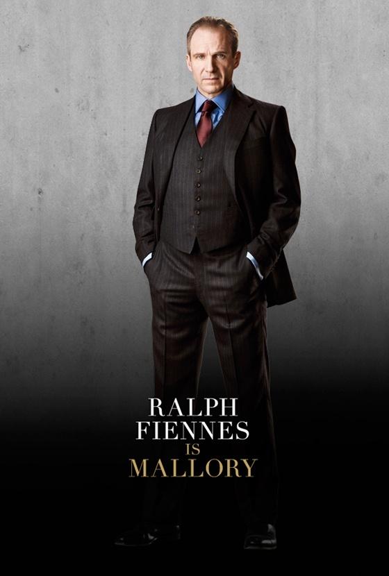 M Mallory (Ralph Fiennes) dand Skyfall Sans-t10