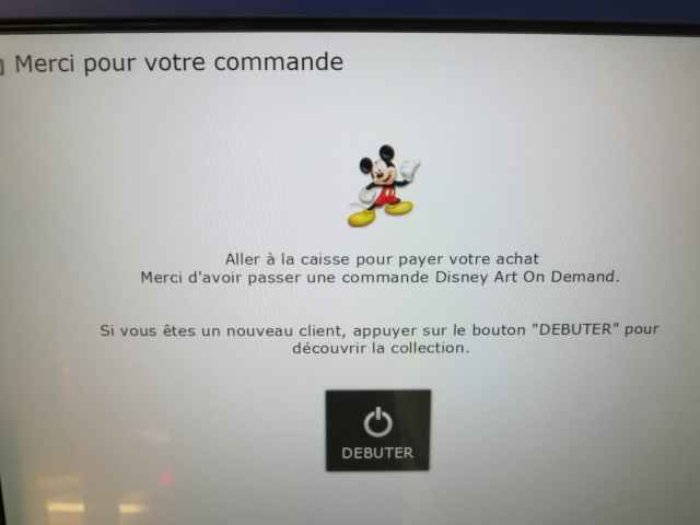[Nouveauté merchandise] The Art of Disney On Demand (Disney Gallery à Disney Village) I4eu10