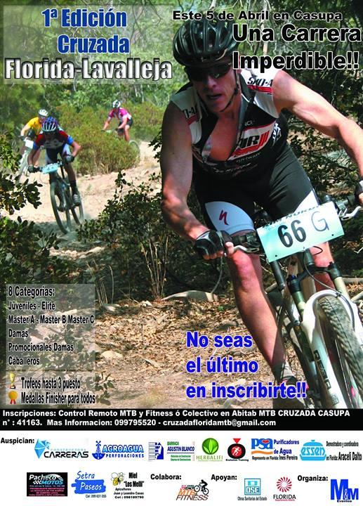 1° Edición Cruzada - Florida - Lavalleja 10014910