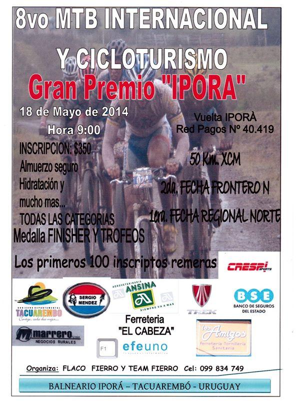 Gran Premio Ipora -  8° Edición -  10256010