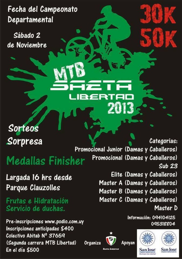 Saeta Libertad 2013 13806710