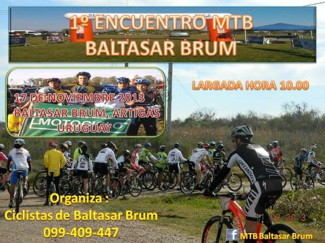 1° Encuentro MTB Baltasar Brum 13924710