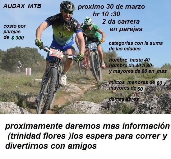 2° Carrera en Pareja - Flores -  19668910