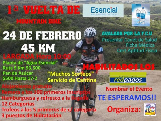 2° Edición - Vuelta Esencial -- 48596611