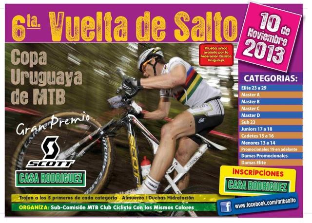 6° Vuelta de Salto 60278110