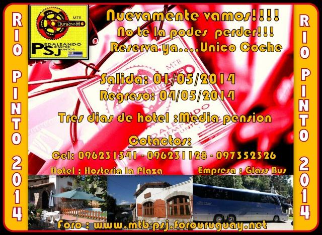 Excursión a Rio Pinto 2014 - PSJ - Rio_pi10