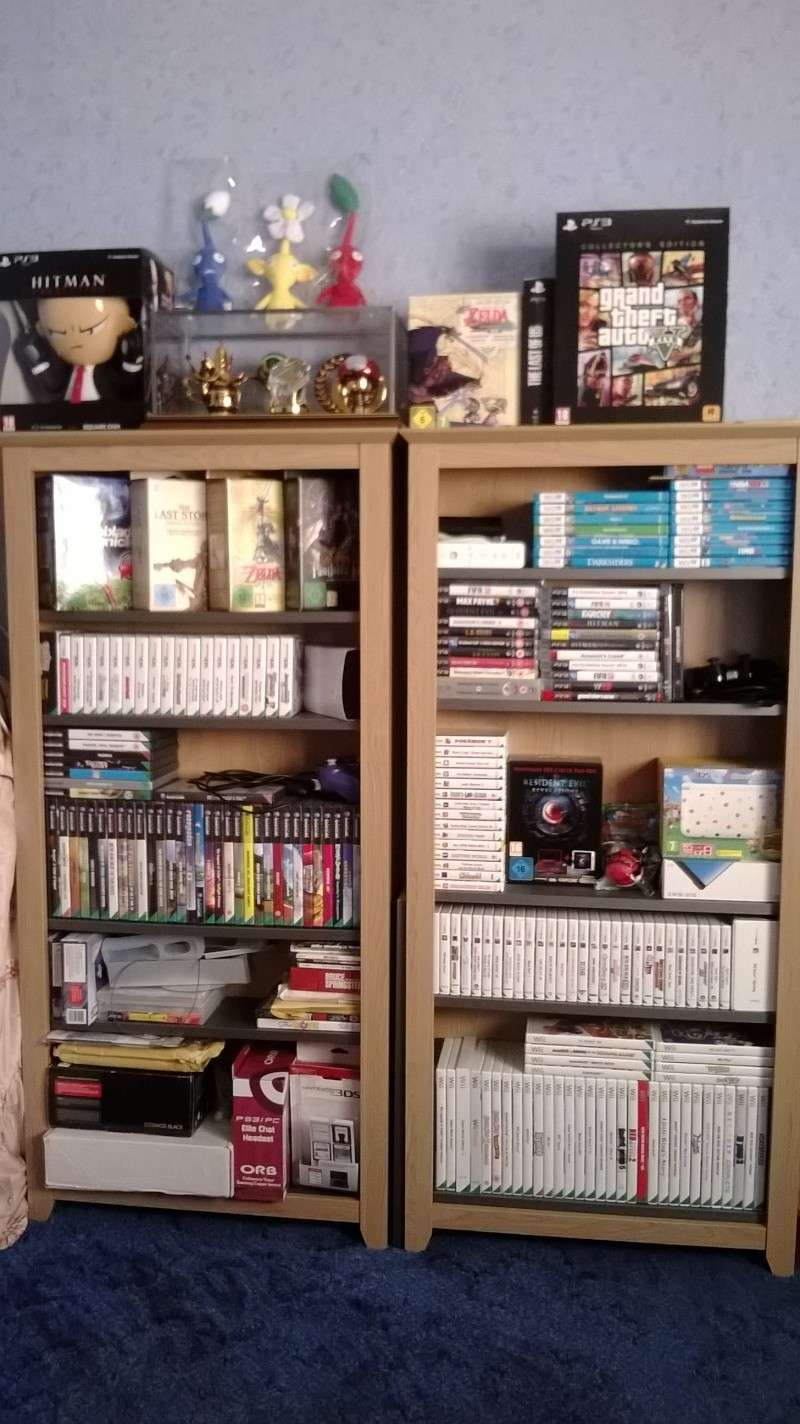 Collections of your videogames and consoles and setups - Page 3 Wp_20110
