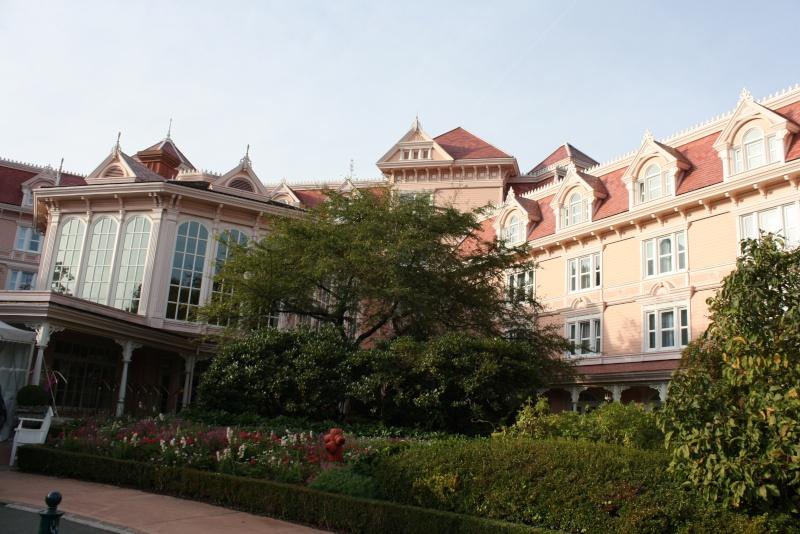 Séjour merveilleux au Disneyland Hôtel  Img_3913