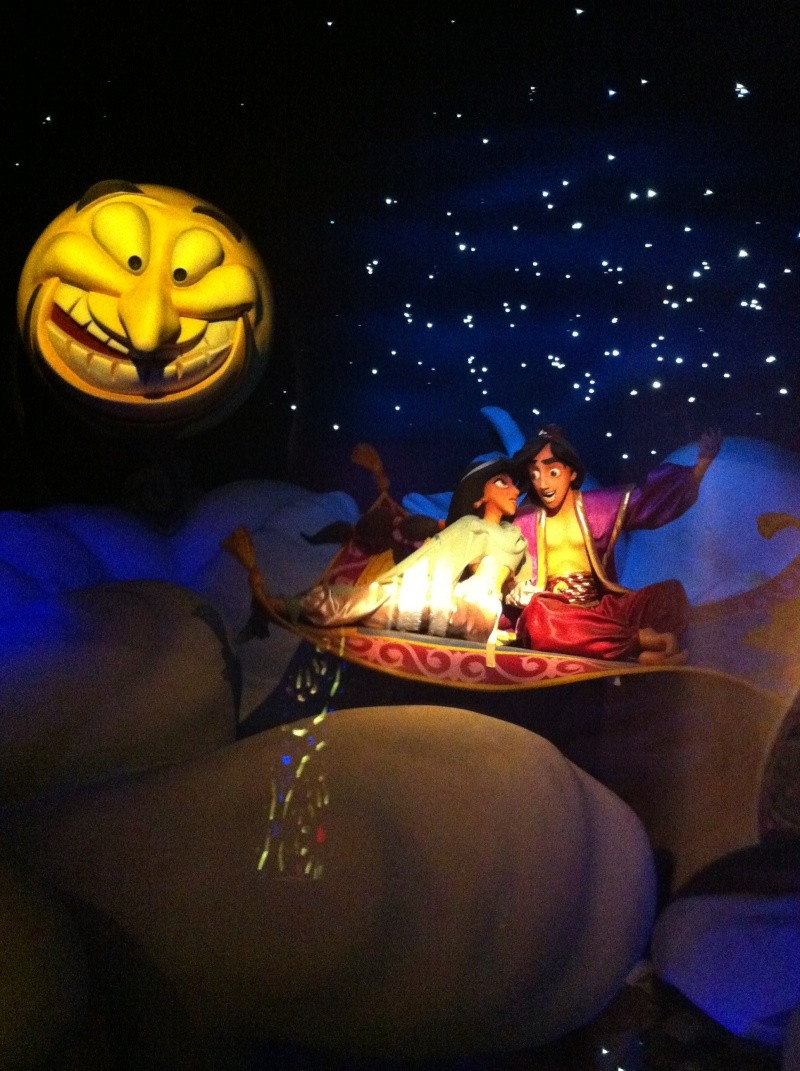 Séjour merveilleux au Disneyland Hôtel  Img_6012