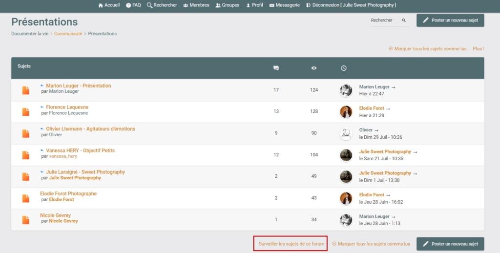 Recevoir les notifications pour les nouveaux sujets et réponses Sans_t11