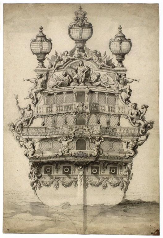 la description complète de royal louis de 1668 O0180-10