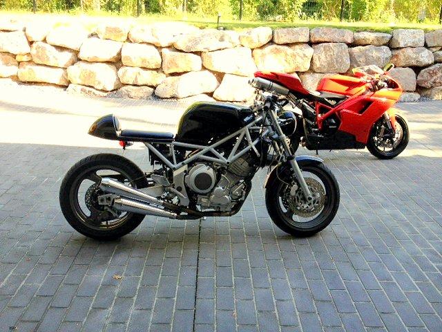J'ai envie de me faire un café racer Image110