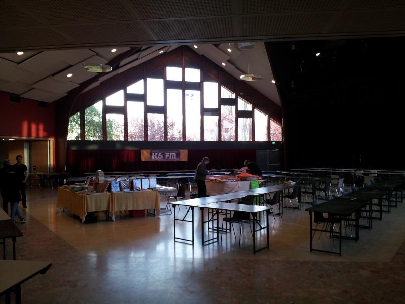 Expo à Longvic (Bourgogne) les 29 et 30 mars. 20140311