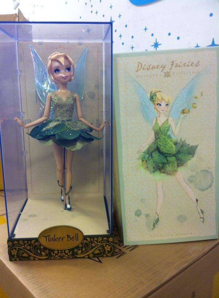 Disney Fairies Designer Collection (depuis 2014) 15555010