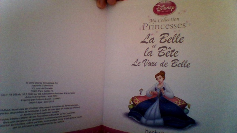 [Collection Press] N° 1 Princesses Disney - Hachette - Mars 2013 - Page 12 Image350