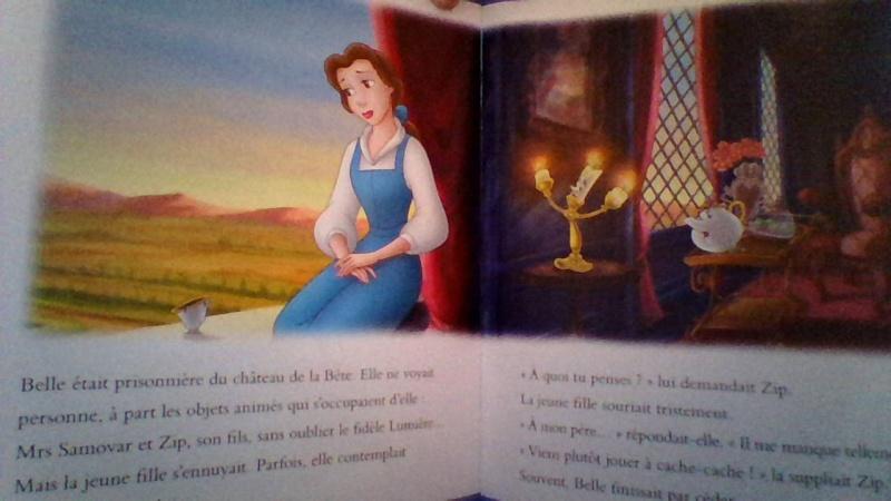 [Collection Press] N° 1 Princesses Disney - Hachette - Mars 2013 - Page 12 Image351