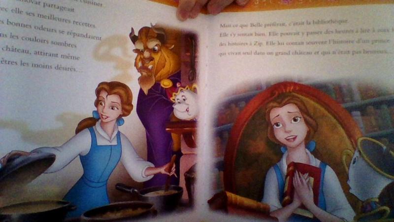 [Collection Press] N° 1 Princesses Disney - Hachette - Mars 2013 - Page 12 Image352
