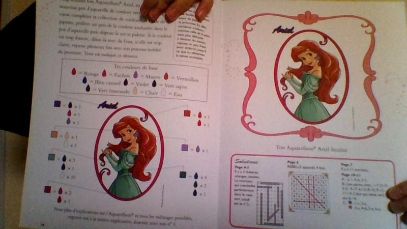 [Collection Press] N° 1 Princesses Disney - Hachette - Mars 2013 - Page 13 Image427