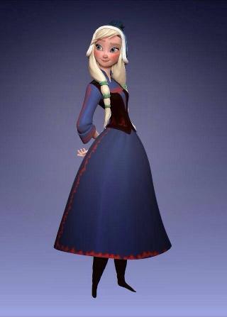 [Walt Disney] La Reine des Neiges (2013) - Page 5