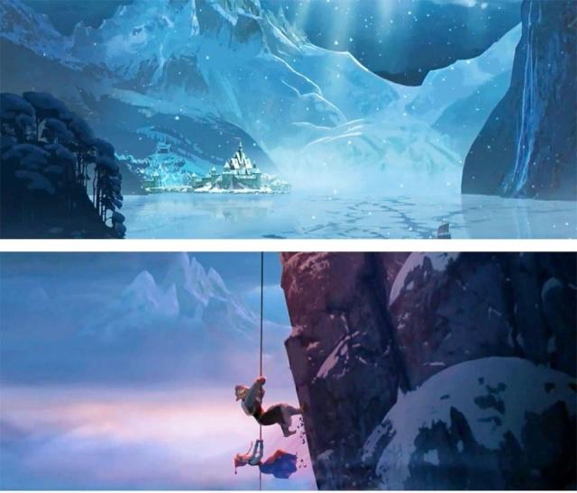 Le Making-of du film : Recherches, croquis, vidéos et autres anecdotes Frozen32