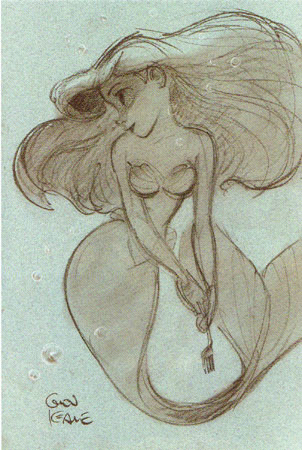Ariel VS Raiponce Glenn-10