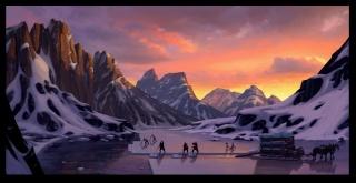 Le Making-of du film : Recherches, croquis, vidéos et autres anecdotes Ice_ha10